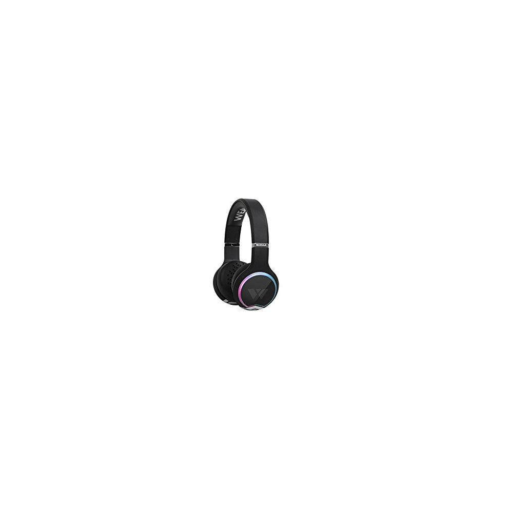 a055e477dc3 ... Wearhaus Arc Bluetooth Headphones, Best On-Ear HD Stereo w/ Custom Light  Ring. >