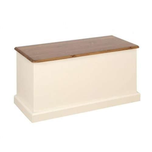 Devonshire Torridge Painted Pine Furniture Blanket Box