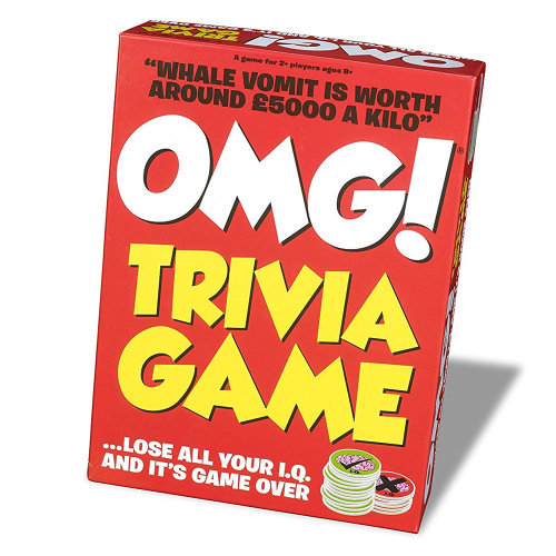 Paul Lamond OMG! The Trivia Game