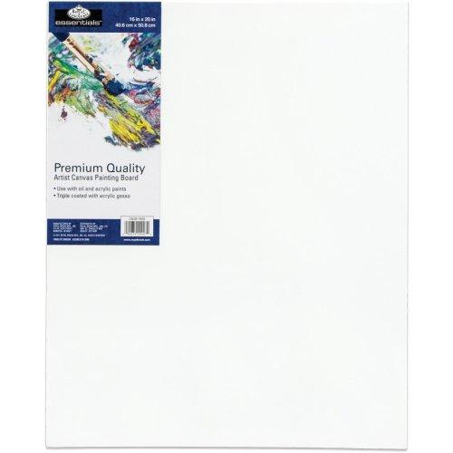 """essentials(TM) Premium Canvas Board-16""""X20"""""""