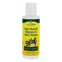 Organix South Nail Polish Remover with Neem Yellow 4 Fluid Ounce