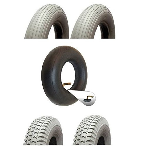 Mobility Scooter Pneumatic Tyres – 300-4 260 X 85