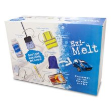 Ezi-Melt Car Kit Emergency Car Kit for Snow and Ice 2 Pack
