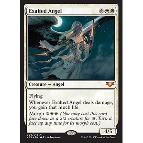 Magic: the Gathering - Exalted Angel - From the Vault: Angels - Foil