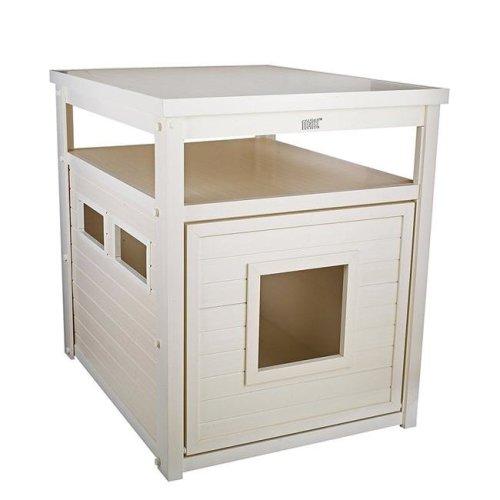 Habitat N Home Jumbo Litter Loo Box