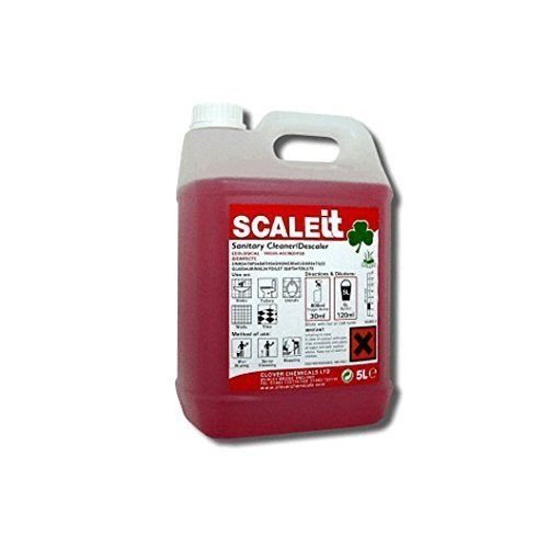 CLOVER SCALEIT ACIDIC WASHROOM CLEANER 5L