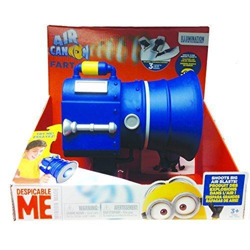 Despicable Me Air Cannon Gun