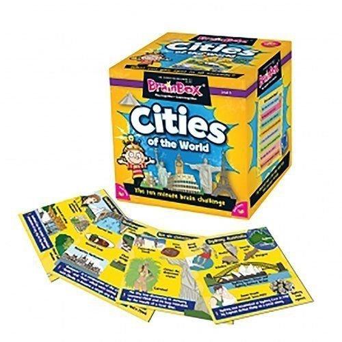 BrainBox:  Cities of the World