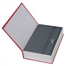 Rottner Bookcase Red Book English Dictionary Diversion Safe