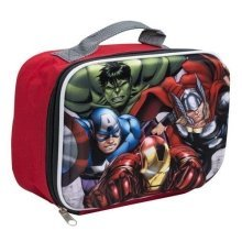 Avengers Zip Up Lunch Box Bag