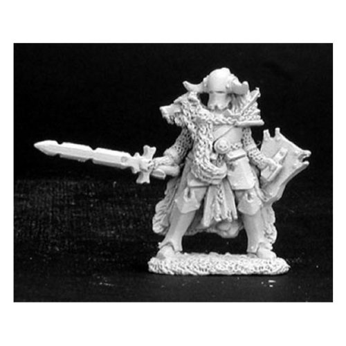 Reaper Miniatures Dark Heaven Legends 02862 Nimrah Blackguard