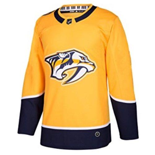 Nashville Predators Premier Adidas NHL Home Jerseys