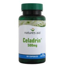 Natures Aid Celadrin - 500mg (equiv) 60 Tablets