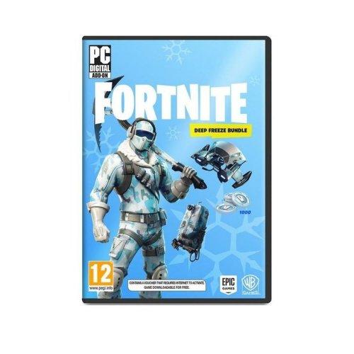 Fortnite: Deep Freeze Bundle (PC) (New)