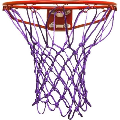 Krazy Netz KNC9309 Basketball Hoops Net In Lakers Purple