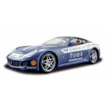 Maisto - Ferrari 599GTB Fiorano Panamerican Blue -