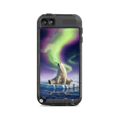 DecalGirl LIT5-ARCTICKISS Lifeproof iPod Touch 5G Case Skin - Arctic Kiss
