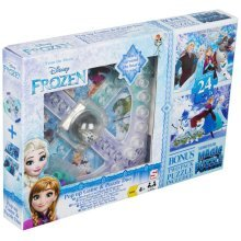 Disney Frozen Pop Up Game & Puzzle Set