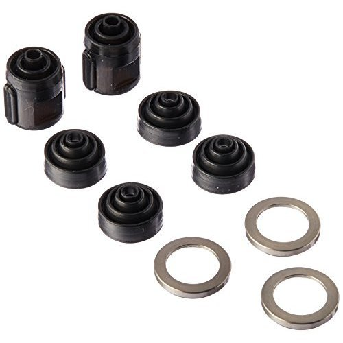 Team Losi Axle Boot Set: 8IGHT 8T 4.0