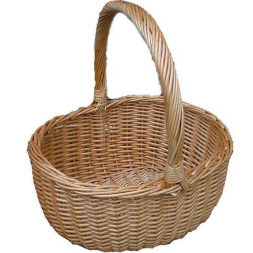 Childs Buff Hollander Shopping Basket