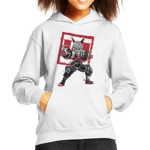 Bakugo Sumi E My Hero Academia Kid's Hooded Sweatshirt