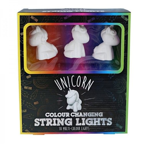 Fizz Creations Magical Unicorn Colour Changing String Lights