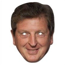 Roy Hodgson Celebrity Face Mask