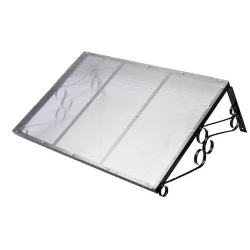 vidaXL Door Canopy 120x80 cm