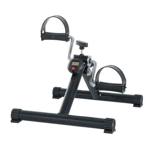 Homcom Mini Cycle Exercise Bike | Portable Pedal Exercise Machine