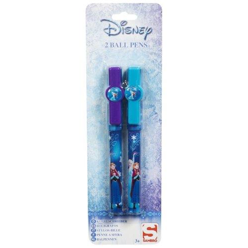 Frozen Ball Pens - 2 Pack