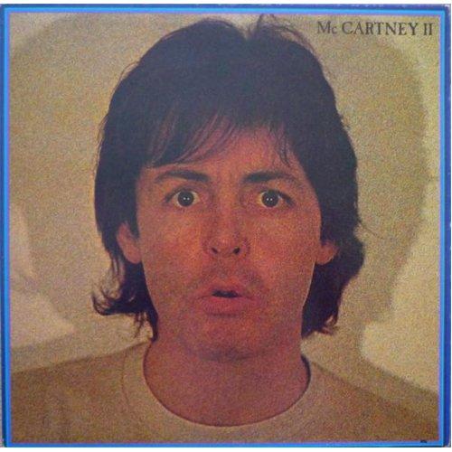 McCartney II (UK 1980) , Paul McCartney