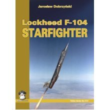 Lockheed F-104 Starfighter (Yellow)