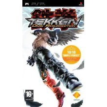 Tekken Dark Resurrection Sony PSP Game