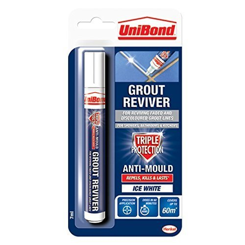 UniBond Grout Reviver Pen / Anti-mould grout pen