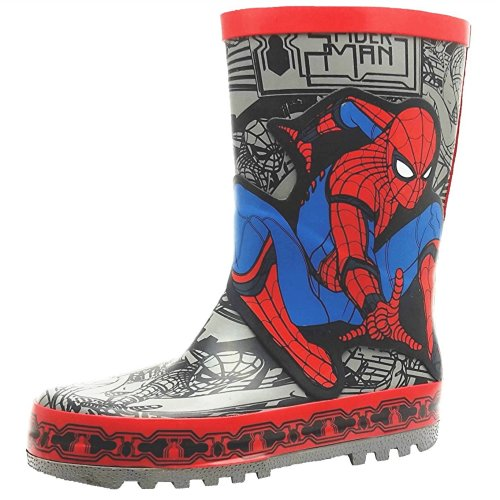 Spiderman Rubber Wellies
