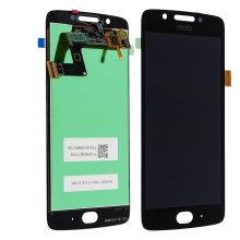 LCD replacement part with touchscreen for Motorola/Lenovo Moto G5 – Black