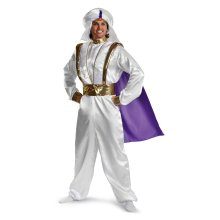 Aladdin Prestige Adult Fancy Dress Costume