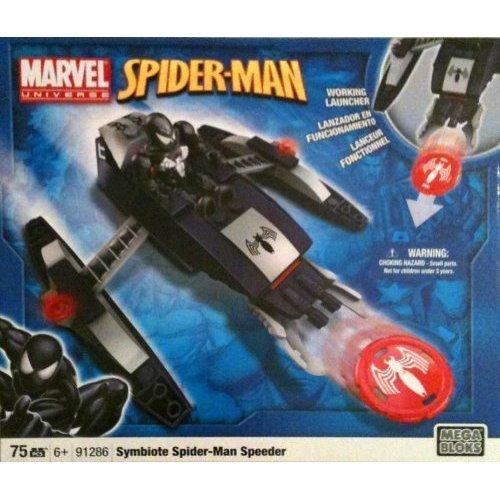 Mega Bloks Symbiote Spider-Man Speeder (91286)