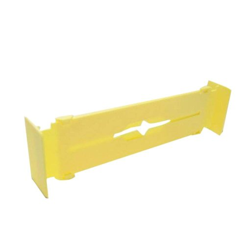 Strechable Drawer Divider Fridge Cabinet Storage Tool Yellow