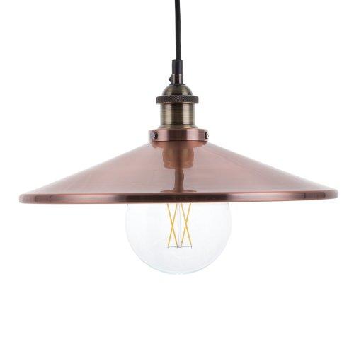 Pendant Lamp Metal Copper PELLY