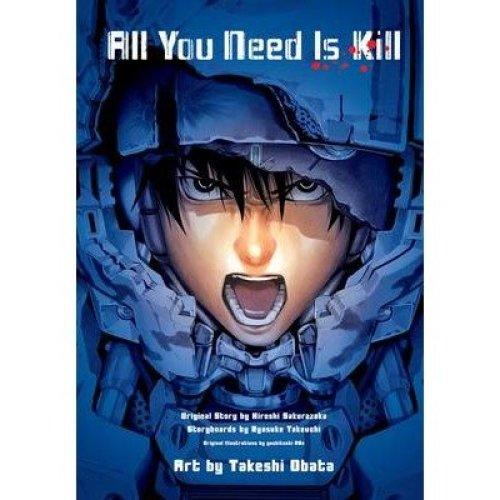 All You Need is Kill (manga): Manga