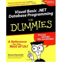 Visual BASIC.NET Database For Dummies