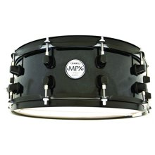 Mapex MPX 14 x 5.5 inch Black Maple Snare Drum with Black Fittings