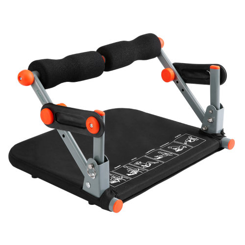 Core Fitness Home Gym Abs Waist Trainer Exercise Machine Workout 200KG