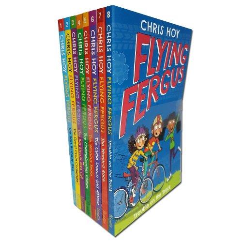 Chris hoy flying fergus 8 books set