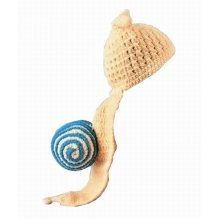 Newborn Baby Photography Props Knitted Handmade Clothing [Snail]