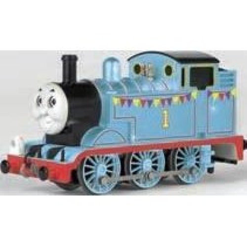 Bachmann Celebration Thomas Locomotive with Moving Eyes Train