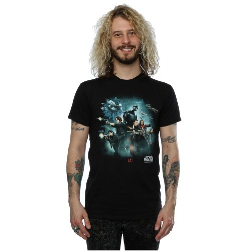 Star Wars Men's Rogue One Poster T-Shirt