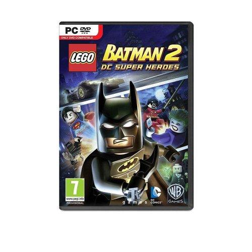 Lego Batman 2 DC Super Heroes PC DVD