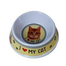 Ginger Cat Bowl